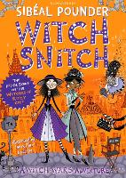 Witch Snitch: The Inside Scoop on the Witches of Ritzy City - Witch Wars (Paperback)