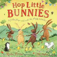 Hop Little Bunnies (Hardback)