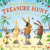 We're Going on a Treasure Hunt (Hardback)