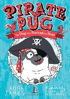 Pirate Pug - The Adventures of Pug (Paperback)