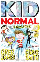 Kid Normal and the Final Five: Kid Normal 4 - Kid Normal (Paperback)