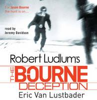 Robert Ludlum's The Bourne Deception (CD-Audio)