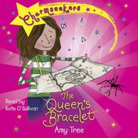 The Queen's Bracelet - Charmseekers Bk. 1 (CD-Audio)