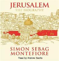 Jerusalem: The Biography (CD-Audio)