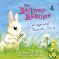 Wisher and the Runaway Piglet (CD-Audio)