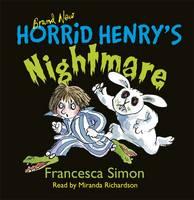 Horrid Henry's Nightmare: Book 22 (CD-Audio)