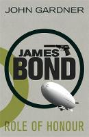 Role of Honour - James Bond (Paperback)