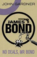 No Deals, Mr. Bond - James Bond (Paperback)