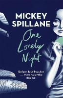 One Lonely Night - Mike Hammer (Paperback)