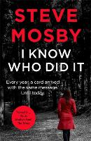 I Know Who Did It (Paperback)