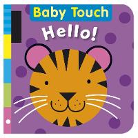 Baby Touch: Hello! Buggy Book - Baby Touch (Board book)