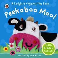 Peekaboo Moo (Board book)
