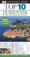 DK Eyewitness Top 10 Travel Guide: Dubrovnik & the Dalmatian Coast - DK Eyewitness Travel Guide (Paperback)