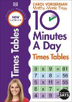 10 Minutes A Day Times Tables - Made Easy Workbooks (Paperback)