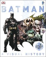 Batman A Visual History (Hardback)