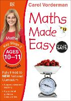 Maths Made Easy Ages 10-11 Key Stage 2 Advanced - Made Easy Workbooks (Paperback)
