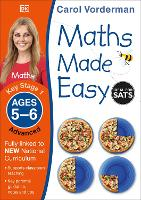 Maths Made Easy Ages 5-6 Key Stage 1 Advanced (Paperback)
