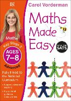 Maths Made Easy: Advanced, Ages 7-8 (Key Stage 2): Supports the National Curriculum, Maths Exercise Book - Made Easy Workbooks (Paperback)