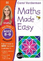 Maths Made Easy Ages 8-9 Key Stage 2 Advanced - Made Easy Workbooks (Paperback)