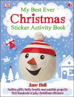 My Best Ever Christmas Activity Book (Paperback)