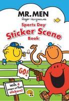 Mr Men Sports Day Sticker Scene Book