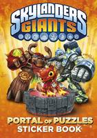 Skylanders Giants: Portal of Puzzles Sticker Book