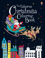 Christmas Colouring Book (Paperback)
