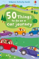 50 things to do on a car journey - Things to make & do