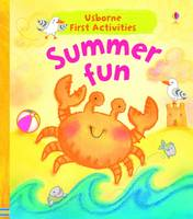 Summer Fun - Usborne Preschool Activities (Spiral bound)