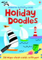 Holiday Doodles - Doodle Cards