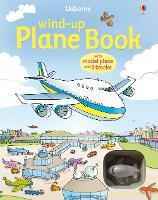 Wind-Up Plane - Wind-up Books (Board book)