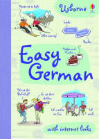 Easy German - Usborne Easy Languages (Paperback)