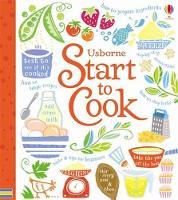 Start to Cook (Spiral bound)