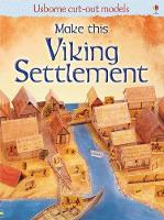 Make this Viking Settlement - Cut-out Model (Paperback)