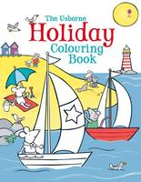 Holiday Colouring Book (Paperback)
