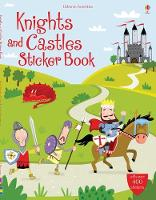 Knights and Castles Sticker Book (Paperback)