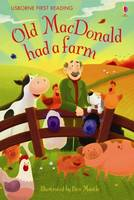 Old MacDonald Had a Farm - 2.1 First Reading Level One (Yellow) (Hardback)