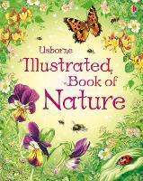 The Usborne Illustrated Book of Nature - Pocket Nature (Hardback)