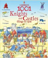1001 Knights and Castle Things to Spot - 1001 Things to Spot (Hardback)
