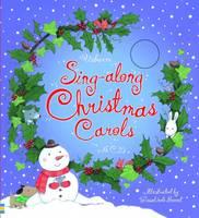 Singalong Christmas Carols and CD (CD-Audio)