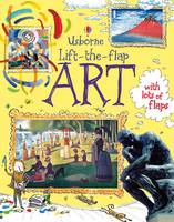 Lift the Flap: Art - Lift the Flap (Hardback)