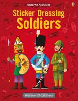 Sticker Dressing Soldiers - Sticker Dressing (Paperback)
