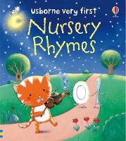Nursery Rhymes - Very First Words (Board book)