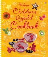 Children's World Cookbook (Reduced Ed) (Hardback)