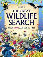 The Great Wildlife Search - Great Searches (Paperback)