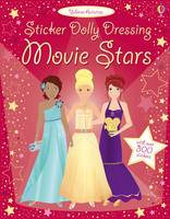 Sticker Dolly Dressing Movie Stars - Sticker Dolly Dressing (Paperback)