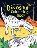 Dinosaur Colouring Book - Colouring Books (Paperback)