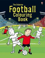 Football Colouring Book - Colouring Books (Paperback)