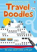 Travel Doodles - Doodle Cards