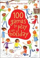 100 Games To Play on Holiday - Puzzle Cards no pen